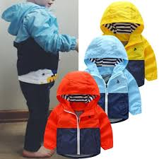 child baby boy hooded coat fall winter outerwear toddler kids jacket casual new