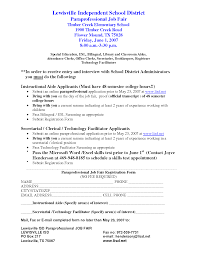 100 Sample Resume For Special Education Teacher 100 Sample