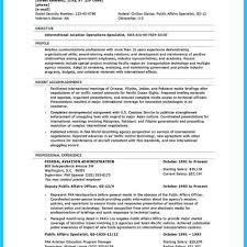 Pilot Resume Template Aviation Resume Examples Resume Format 100 Pilot Resume Template 18