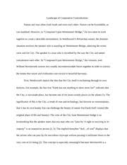 research essay copy revenge in frankenstein and beloved  4 pages essay 2 close reading copy