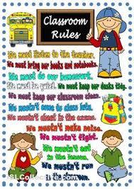 classroom rules template slide2 jpg 612 x 792 pixels classroom stuff pinterest