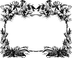 Image Page Corner Decoration Picture Frames Black And White Clip Art Ornate Kisspng Picture Frames Black And White Clip Art Ornate 24001926