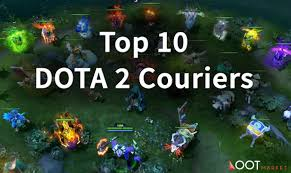 custom dota 2 couriers top 10