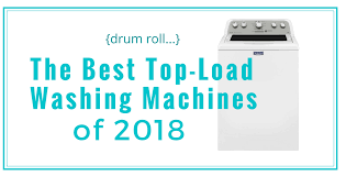 best rated top load washer 2017. Wonderful Rated The Best TopLoad Washing Machines 2018 With Rated Top Load Washer 2017 A