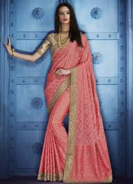 Designer Saree 2019 Celebrating The Occasion With A Dazzling Designer Saree