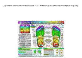 Months Of The Year Chart Book The Best Book Of The Month Rainbow Foot Reflexology
