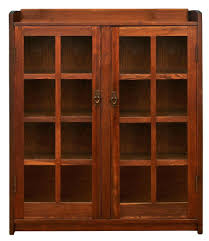 glass front bookcases gustav stickley two door glass front bookcase glass front bookcase uk glass front bookcases