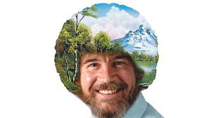 a dual perspective overview of bob ross art of chill