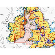 Sea Charts Scotland Navionics Small Irish Sea And Scotland South West Charts And Publications
