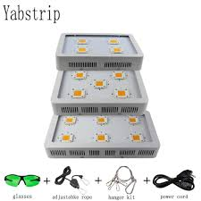 <b>Yabstrip LED grow</b> light 1800W full spectrum COB plant lamp ...