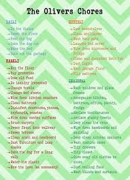 Household Chore Chart For Couples Chore List Cleaning Schedule For Couples With A Dog Or Any