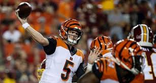 Rookie Qb Ryan Finley Rides Growing Confidence Up Bengals