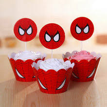 <b>Spiderman</b> Birthday <b>Party Supply</b> Promotion-Shop for Promotional ...