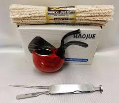 haojue smoking wooden pipe zen hard pipe cleaners