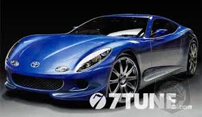 toyota sport car 2012