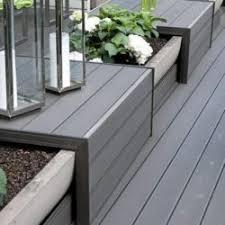 Composite deck ideas Deck Railing Wood Plastic Composite Decking Garden Beds The Navage Patch Composite Decking Inspiration And Ideas