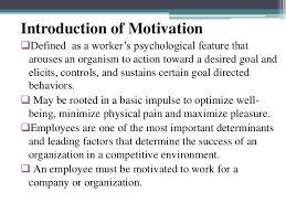 employee motivation research purposal a proposal on employees motivation presented by sarbottam silwal 2