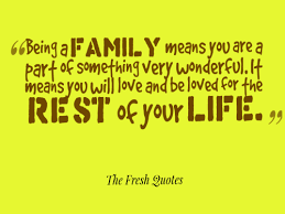 My Beautiful Family Quotes Best Of 24 Beautiful Family Quotes With Images TheFreshQuotes