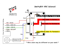 warn winch remote wiring diagram 3 wire wiring diagram show