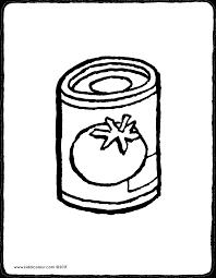 Tomaten In Blik Kiddicolour