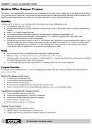 Modern Healthcare Resume Modern Medical Manager Resume Medical Office Manager Resume