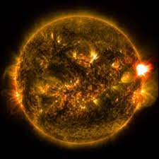 Did you see those scary 'solar storm ...