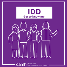 IDD: Get to know me