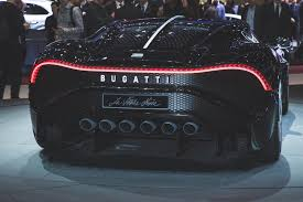 The car — which saw its original debut at the geneva international motor show — has a price tag of $18.7. Bugatti La Voiture Noire Revealed As Most Expensive New Car Of All Time Autocar