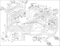 2004 club car wiring diagram with