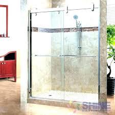 install frameless shower door beautiful shower cost shower door installation shower screen how to install delta frameless sliding shower door