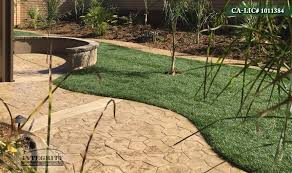 murrieta artificial turf synthetic grass concrete services stamped colored
