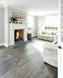 light wood floors with grey walls light
