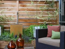 budget ideas for small outdoor spaces