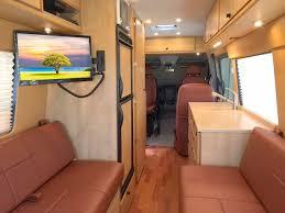 Van Interior Design Awesome Ideas