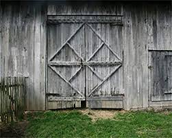 aofoto 10x8ft country old wood door photography background cowboy farmhouse barn front gate doorway backdrop kid