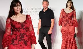<b>Monica Bellucci</b> reunites with her ex-husband Vincent Cassel at ...
