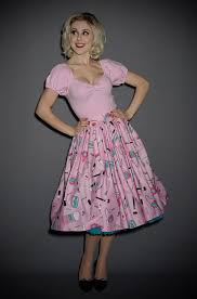 makeup hair print the vixen swing skirt has arrived at deadly this full vine inspired skirt is