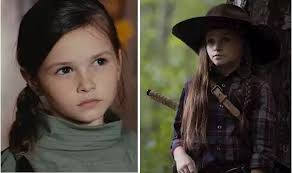 Staffel 11 ist die kommende letzte staffel von amc's the walking dead. Thewalkingdead The Walking Dead Season 9 Cast Who Is Cailey Fleming Who Plays Judith Grimes The Walking Dead
