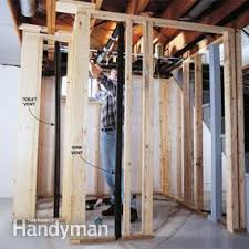 basement bathroom systems. How To Plumb A Basement Bathroom Systems M