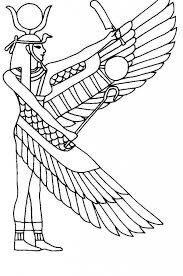 Small Picture Ancient Egyptian Coloring Pages Az Coloring Pages inside Ancient