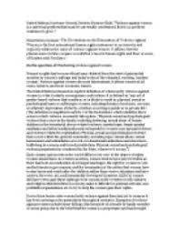 the united nations and eradicating violence against women  page 1 zoom in