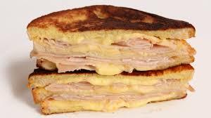 Monte Cristo Sandwiches Recipe | Laura in the Kitchen - Internet Cooking  Show