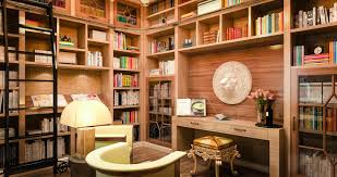 home library office. Cozy Home Library Office