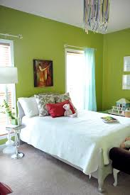 two ellie inspiration for an eclectic kids room remodel for girls in birmingham with green walls calming colors for office