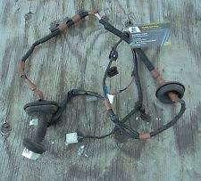 4runner wiring harness 2003 2007 toyota 4runner door wiring harness right rear