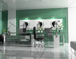 interior of office. Modern Interior Of Office D
