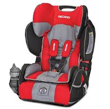 recaro performance sport combination
