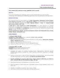 Linux Resume Format Meloyogawithjoco Stunning Linux Fresher Resume Format