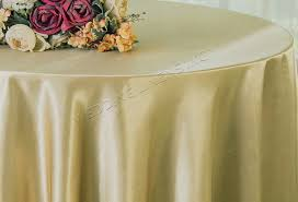 90 round satin table overlay cappuccino 55546 1pc pk