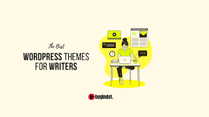 017 Best Free Themes Writers Wordpress Blog For Template